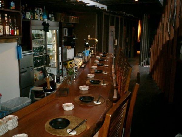 アジアンリゾートな飲食店