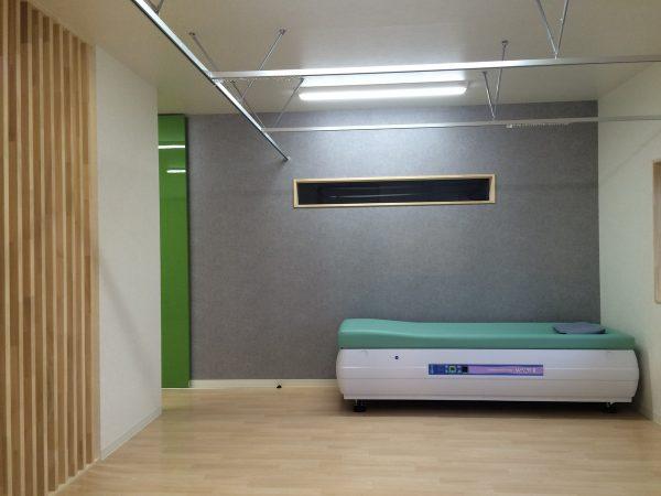 築40年のうどん屋さんを鍼灸接骨院へリノベーション