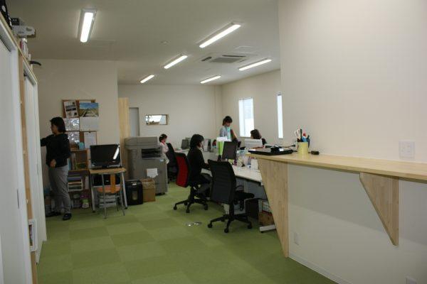 テナントビル~フロアー拡張工事!