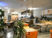 八百屋からリノベーションカフェ